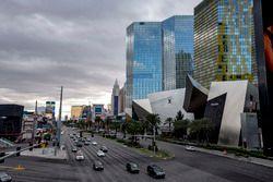 Las Vegas Strip atmosphere