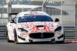 #50 Scuderia Villorba Corse Maserati MC GT4: Patrick Zamparini, Piotr Chodzen, Antoni Chodzen
