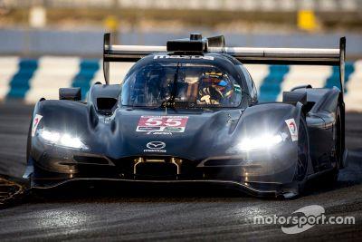 Teste de dezembro em Daytona