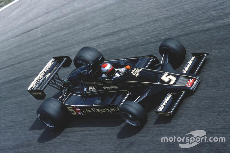 1977: Lotus 78 Ford