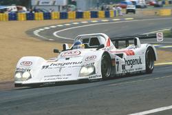 #7 Joest Racing TWR Porsche WSC 95: Michele Alboreto, Stefan Johansson, Tom Kristensen