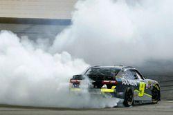 Il vincitore della gara William Byron, JR Motorsports Chevrolet