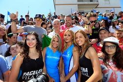 Tiago Monteiro, Honda Racing Team JAS, Honda Civic WTCC, Yann Ehrlacher, RC Motorsport, Lada Vesta, Esteban Guerrieri, Campos Racing, Chevrolet RML Cruze TC1
