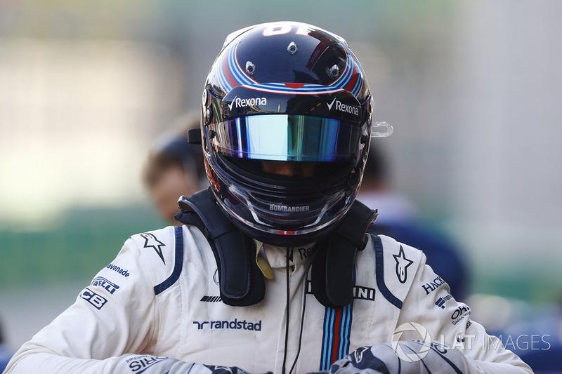 Lance Stroll, F1'deki sekizinci yarışında podyuma çıktı