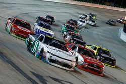 Blake Koch, Kaulig Racing Chevrolet, Ryan Reed, Roush Fenway Racing Ford