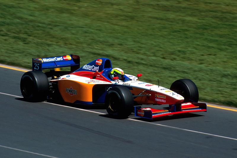 Ricardo Rosset - de 1996 a 1998 - 26 corridas
