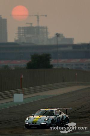 #69 Black Falcon, Porsche 991 Cup: Burkard Kaiser, Sören Spreng, Miguel Toril, Bandar Alesayi
