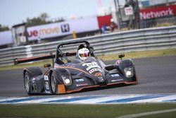 #68 PS Racing Ligier JS53: Tira Sosothikul, Medhapan Sundaradeja