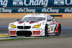 #91 FIST-Team AAI BMW M6 GT3: Jun San Chen, Ollie Millroy, Philipp Eng