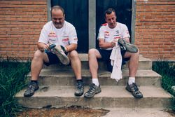 Peugeot Sport mechanics