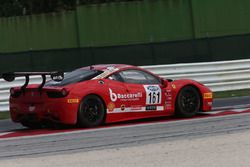 Ferrari 458 Italia Evo-GTCup #161: Baccarelli-Ferrara, Caal Racing