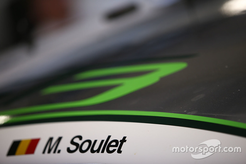 #8 Bentley Team M-Sport, Bentley Continental GT3: Maxime Soulet