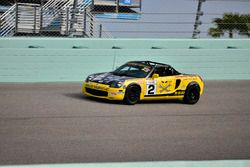 #2 MP4B Toyota MR2, Michael Monsalve, Mikespeed Scuderia