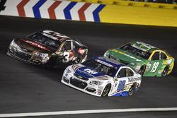Austin Dillon, Richard Childress Racing Chevrolet, Dale Earnhardt Jr., Hendrick Motorsports Chevrole