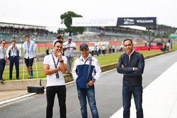 Antonio Pizzonia, Felipe Massa, Pastor Maldonado