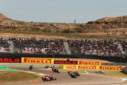 Xavi Fores, Barni Racing Team leads