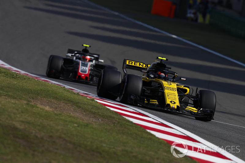 9e Carlos Sainz Jr., Renault Sport F1 Team R.S. 18