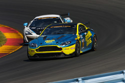 #09 Automatic Racing, Aston Martin Vantage, GS: Rob Ecklin Jr, Brandon Kidd