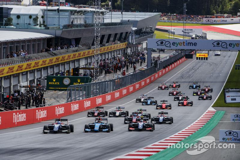 Ryan Tveter, Trident, David Beckmann, Jenzer Motorsport, Giuliano Alesi, Trident