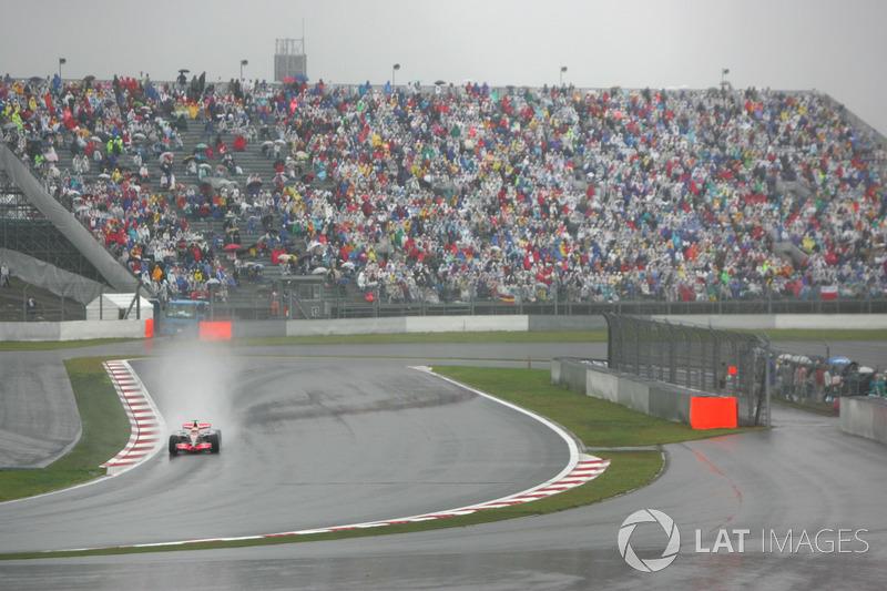 Fuji: Victoria en 2007