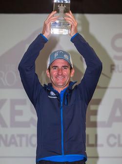 Le vainqueur Romain Dumas