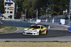 #87 TA2 Chevrolet Camaro: Paul Tracy of HP Tech Motorsports