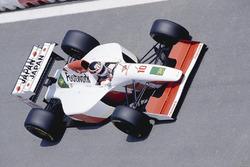Aguri Suzuki, Footwork FA14 Mugen Honda