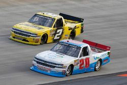 Tyler Young, Young's Motorsports, Chevrolet Silverado