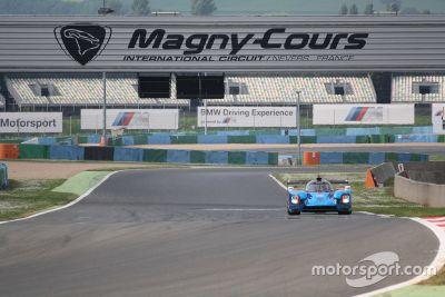 Test de BR Engineering LMP1