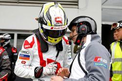 #3 Audi Sport Team Phoenix Audi R8 LMS GT3: Nico Müller