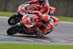 Matteo Ferrari, Barni Racing e Michele Pirro, Barni Racing