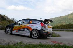 Luca Panzani, Francesco Pinelli Ford Fiesta R5