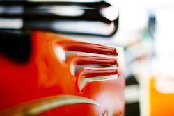 Celosías en la placa de extremo del ala posterior del McLaren MCL32