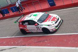 Adriano Bernazzani, Raimondo Ricci, Peugeot 308 MI16, Sport & Comunicazione