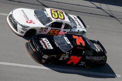 Mike Harmon, Mike Harmon Racing, Chevrolet Camaro Horizon Transport Jennifer Jo Cobb, J.P. Motorsports, Toyota Camry Jani-King