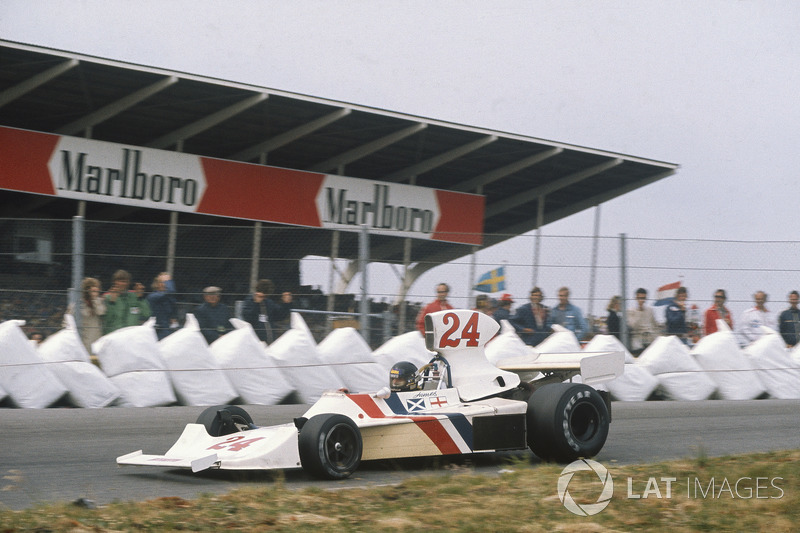 James Hunt, Hesketh 308