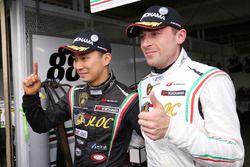 #88 マネパ ランボルギーニ GT3(平峰一貴/マルコ・マッペリ)