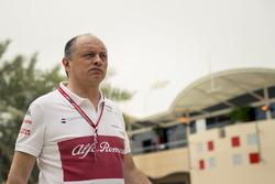 Frederic Vasseur, Sauber, Team Principal