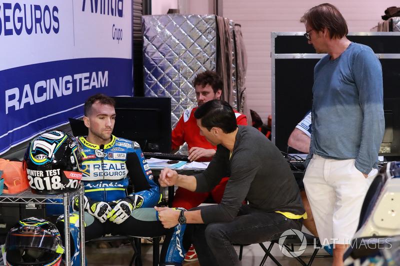 Xavier Simeon, Avintia Racing, Ruben Xaus
