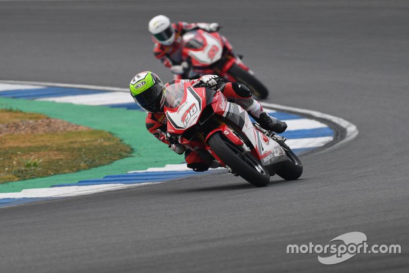 AP250: Awhin Sanjaya and Rheza Danica, Astra Honda Racing Team