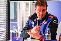 James Key, Technical Director, Scuderia Toro Rosso