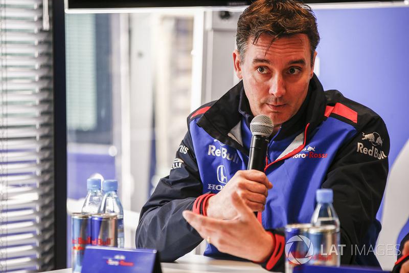 James Key, Scuderia Toro Rosso