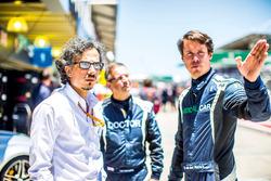 Correr un Gran Premio de Fórmula 1