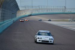 #27 MP4A Honda Civic, Cristian Morzan, CVM Auto Racing Team