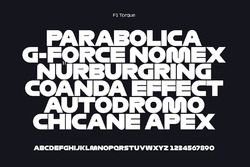 Tipología F1 Torque