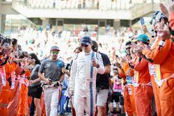 Фелипе Масса, Williams, и Фернандо Алонсо, McLaren