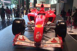 Ferrrari F1 aracı
