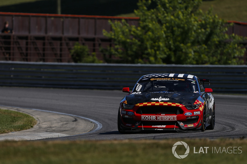 #60 Roush Performance / KohR Motorsports, Ford Mustang GT4, GS: Nate Stacy, Kyle Marcelli