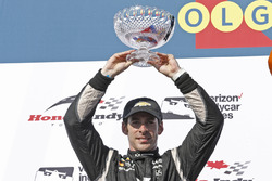 2. Simon Pagenaud, Team Penske Chevrolet