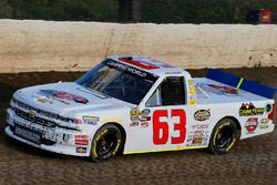 Kyle Strickler, MB Motorsports, Chevrolet Silverado